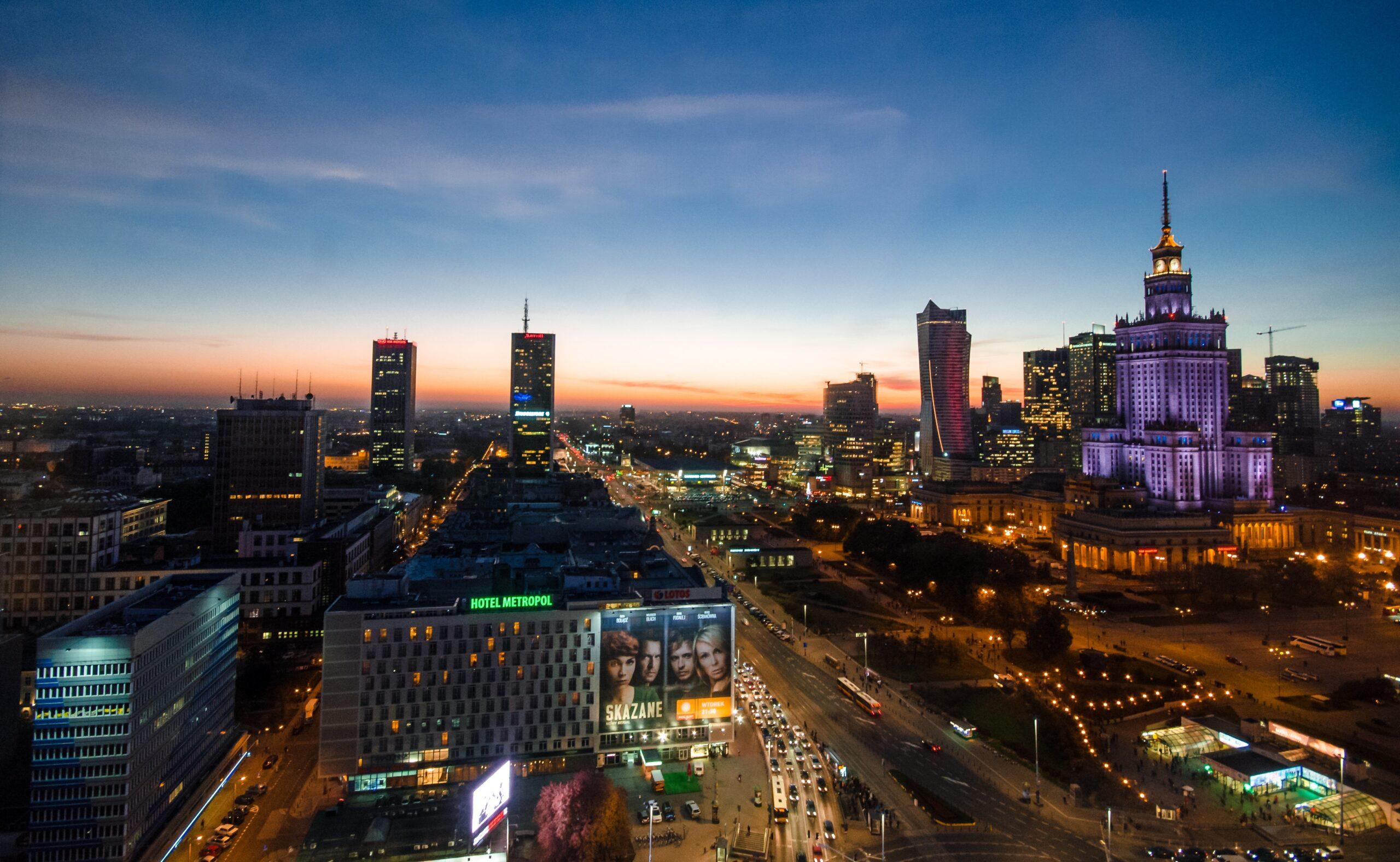 najlepsze muza w warszawie stolicy polski